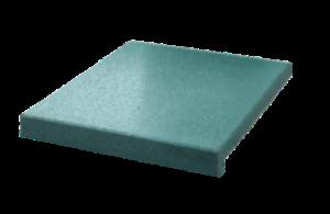 Резиновая плитка для ступеней 500х500х20х30