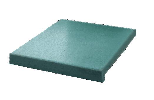 Резиновая плитка для ступеней 500х500х20х300