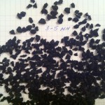 Резиновая крошка 3-5 мм