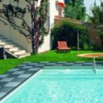 Плитка у бассейна