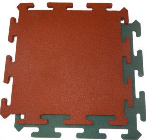 Резиновая плитка Rubblex Puzzle