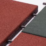 Пластиковые втулки для резиновой плитки