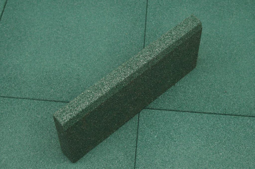 Резиновый бордюр 500х210х50 мм