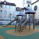 Детская площадка во Франции