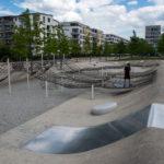 Детская площадка в Мюнхене