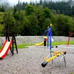 Детская площадка в Австрии