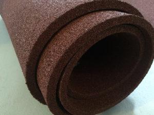 Рулонное покрытие из резиновой крошки