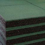 Резиновая плитка Elitplit 500х500х40 на палете