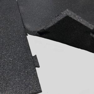 Резиновая плитка Ласточкин хвост