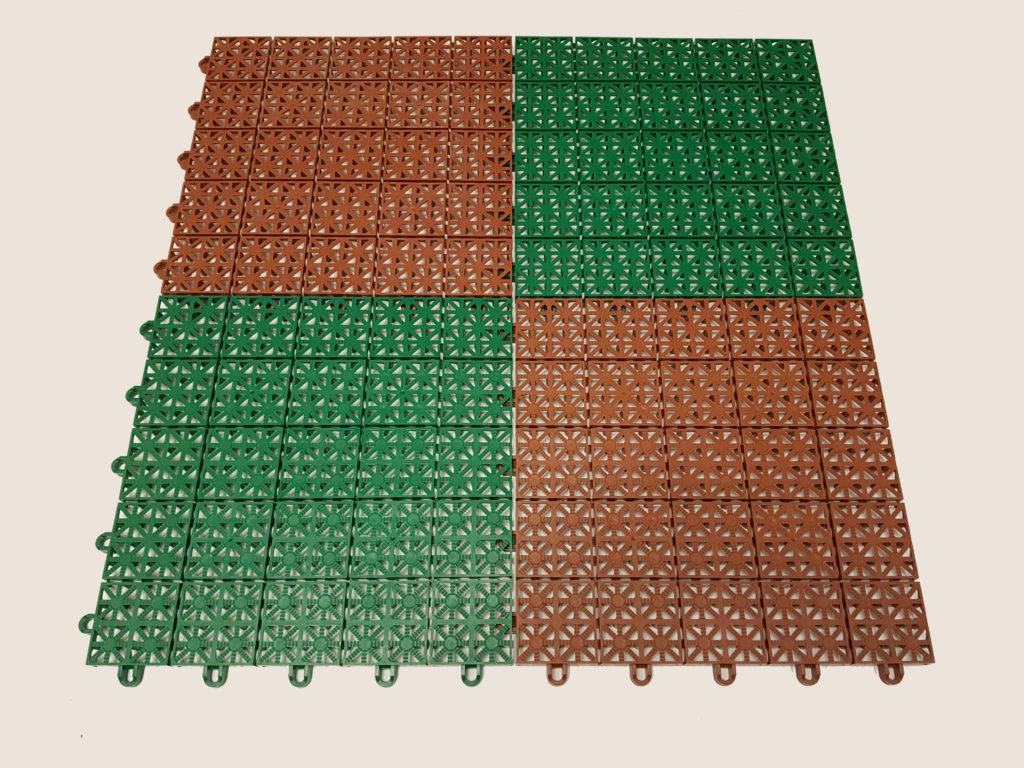 Полимерный дренажный модуль
