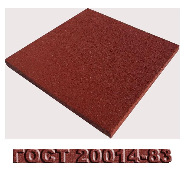 ГОСТ 20014-83 на резиновую плитку