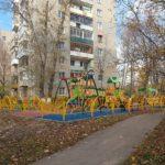 Детская игровая площадка