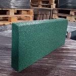 Зеленый бордюрный камень ELITPLIT