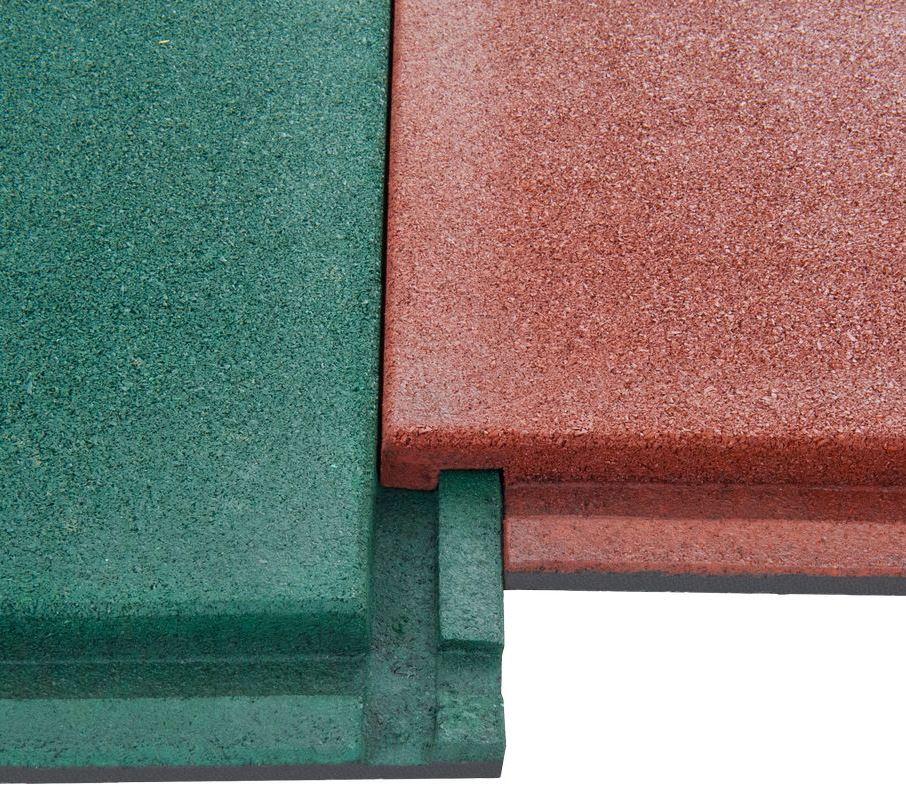 Зацепы резиновых плит