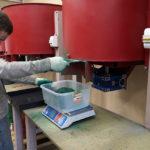 Рабочая смесь для изготовления резиновой плитки