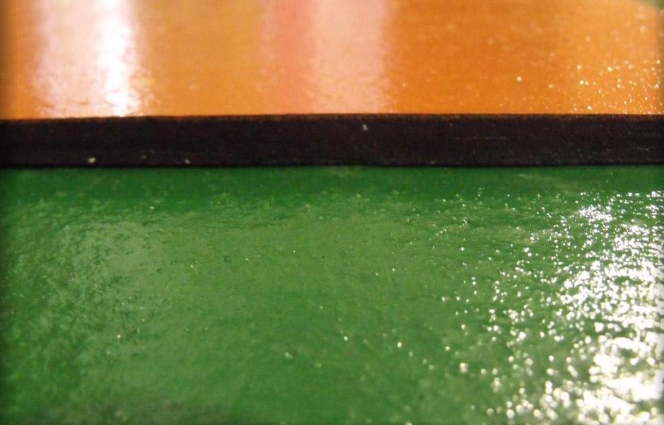 Полимерное покрытие на резиновой основе